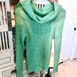 Light & Airy Cowl Neck Sweater